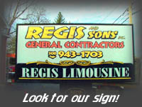 Elegance and Luxury are standard at Regis Limo... come visit us!